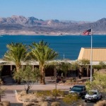 Alan Bible Visitor Center at the Lake Mead National Recreation Area.
