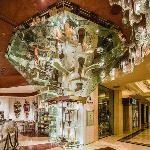 Bellagio Chocolate Fountain Las Vegas