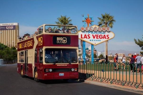 Big Bus Tours Las Vegas Discount Coupon