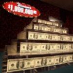 Binion's Gambling Hall & Hotel's $1 Million Display