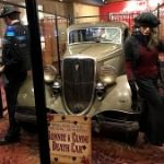 Bonnie & Clyde Death Car Whiskey Pete's Hotel Primm Nevada