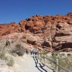Calico Basin Red Springs Red Rock Canyon Las Vegas