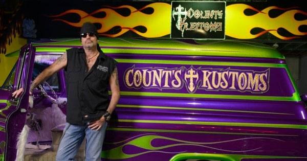 Counts Kustoms Car Tour Discount Tickets Coupon