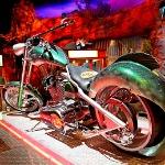 Custom Bikes by Orange County Choppers Silverton Hotel Las Vegas