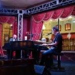 Dueling Pianos Napoleon's at Paris Hotel Las Vegas