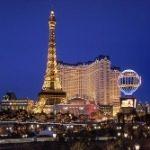 Eiffel Tower Paris Hotel Las Vegas