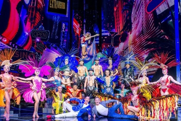 Extravaganza The Vegas Spectacular Discount Tickets