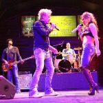 Fremont Street Experience Concerts Las Vegas Zowie Bowie