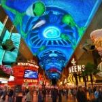 Fremont Street Experience Light Shows Las Vegas