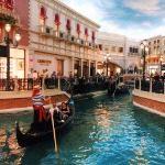 Gondola Ride Venetian Las Vegas