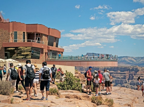 Grand Canyon West Comedy Motorcoach Tour Discount Coupon