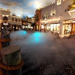 Harbor Rainstorm Miracle Mile Shops at Planet Hollywood Las Vegas