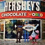 Hershey's Chocolate World Las Vegas Strip
