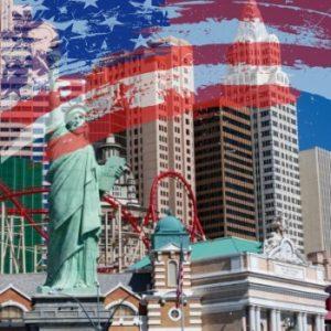 Lady Liberty New York New York Las Vegas Memorial Day