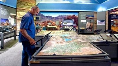 Lake Mead Alan Bible Visitor Center