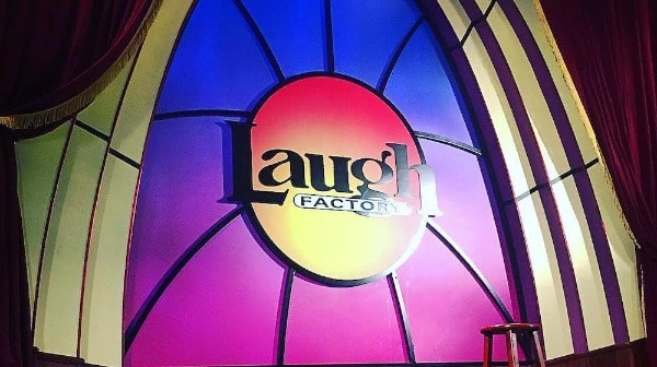 Laugh Factory Las Vegas Discount Tickets Coupon