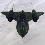 Lockheed Blackbird SR-71 Spy Plane Area 51