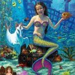 Mermaid Art Gallery Silverton Hotel Las Vegas