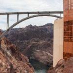 Mike O'Callaghan Pat Tillman Hoover Dam Bypass Bridge River View