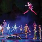 Mystère by Cirque du Soleil Open Rehearsals Treasure Island
