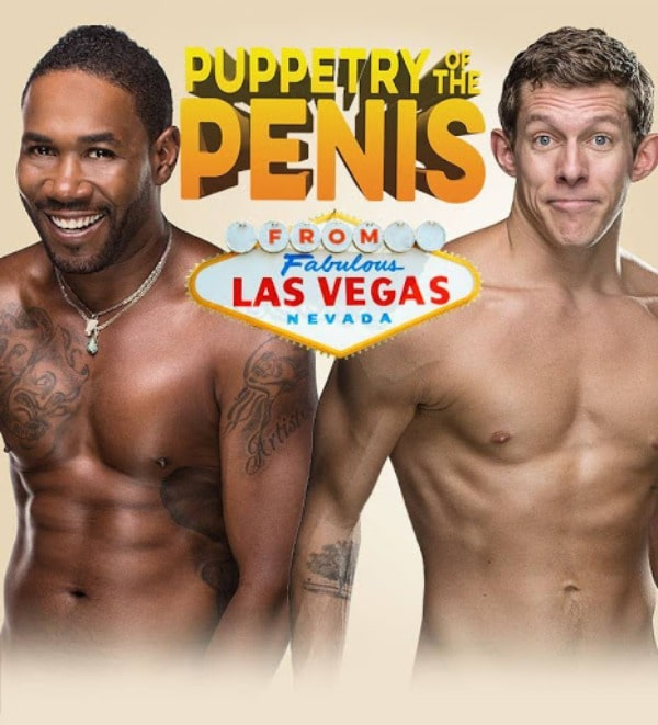 Puppetry of the Penis Las Vegas