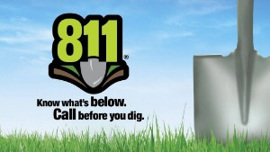 811 Call Before You Dig Know Whats Below