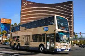 Las Vegas Buses RTC The Duece