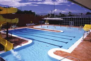 Las Vegas Community Centers Doolittle Swimming Pool