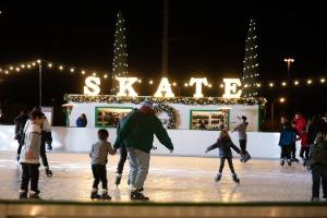Las Vegas Ice Skating Rinks