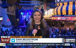 Las Vegas Television Stations TV Coverage New Years Eve