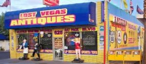 Lost Vegas Antiques Las Vegas
