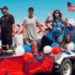 Patriotic Car Parade