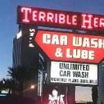 Terrible Herbst car wash las vegas