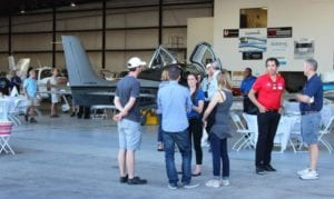 All in Aviation Open House