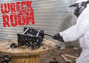 Wreck Room Bashing