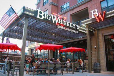 Big Whiskey's American Restaurant