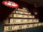 Binion's Gambling Hall Million Dollar Display Las Vegas