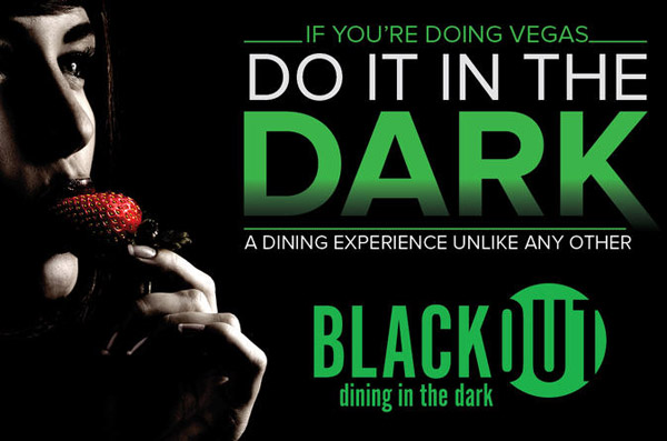 Blackout Dining in the Dark Coupon