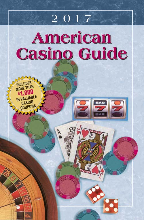 2017 Casino Guide Coupon Book