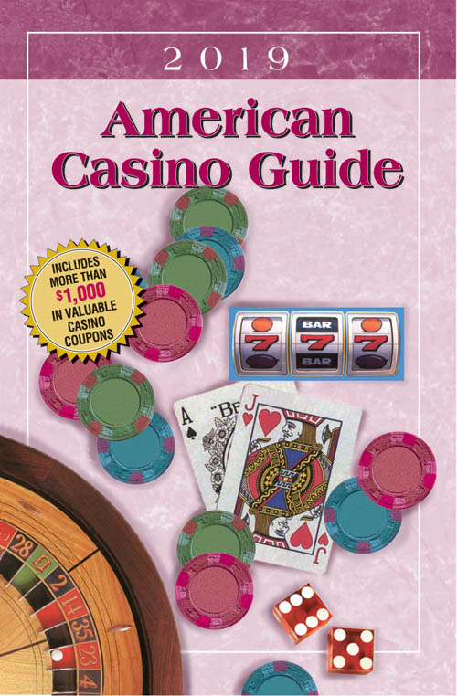 Casino Guide Coupon Book