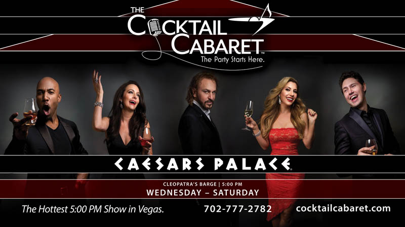 Cocktail Cabaret Discounted Coupon Code