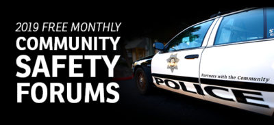 Community Safety Forums