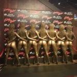 Crazy Girls Butts Statute