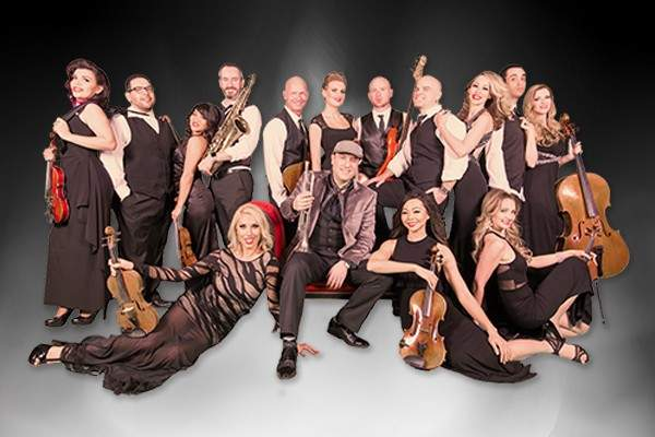 David Perrico Pop Stars Orchestra