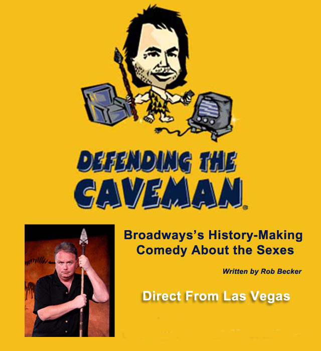 Defending the Caveman Vegas