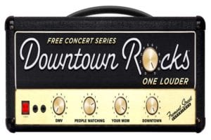 Downtown Rocks Free Summer Concert Series
