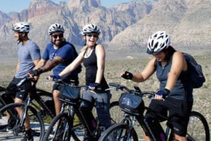 EzRideLV Electric Bike Tour Red Rock Canyon