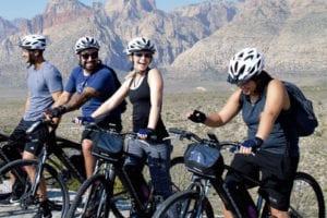 EzRideLV Electric Bike Tour Red Rock Canyon