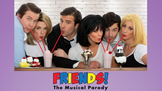 FRIENDS! The Musical Parody Discount Coupon