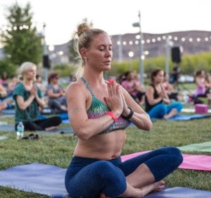 Downtown Summerlin- Fitness On The Lawn